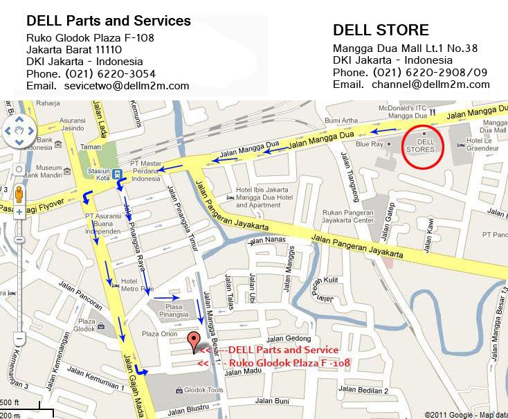 Peta-Lokasi-Dell-Store-&-Service