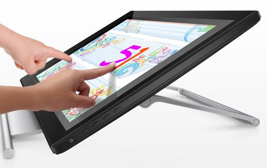 """DELL - Monitor 23"""" P2314Touch"""