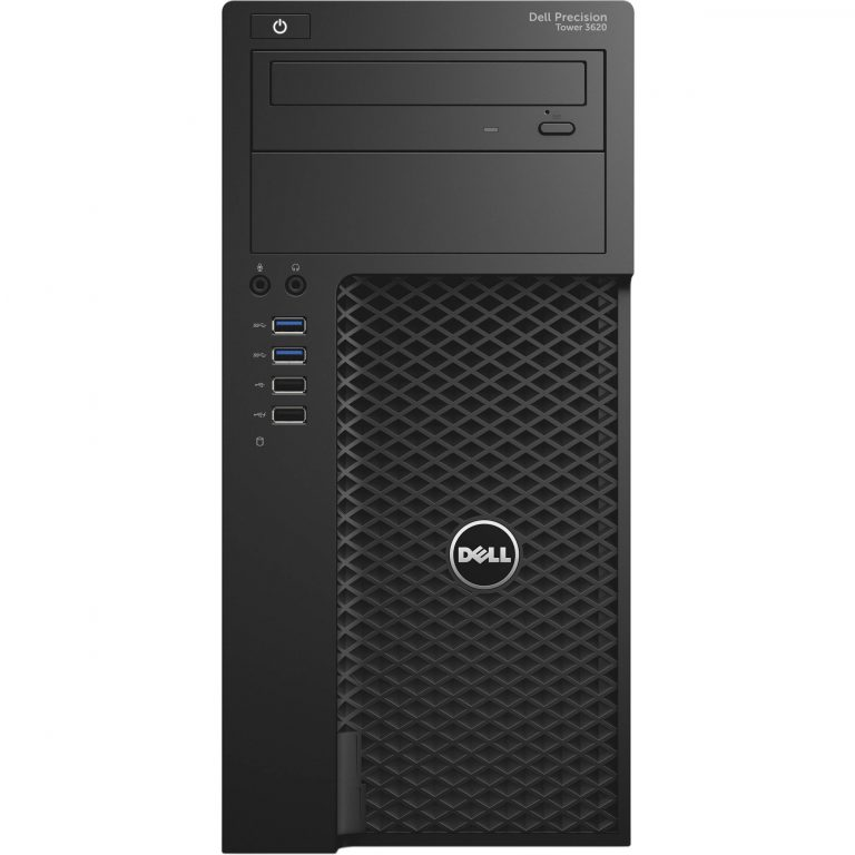 """Dell Precision T3620 (Xeon E3-1270,VGA Quadro 2Gb, Win10) + LED 21.5"""""""