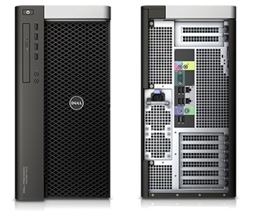 Dell Precision Tower 7910 ( Xeon E5-2630,VGA Quadro 4Gb, Win8)